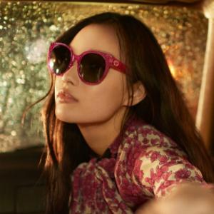 Gucci zonnebril voor dames