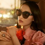 Dames zonnebril van Gucci